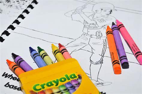 coloring book and crayons crayons cliparts