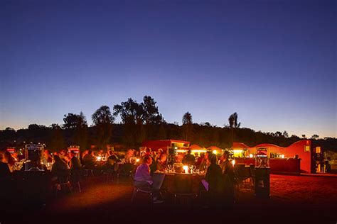 a night at field of light a closer look at uluru racv royalauto magazine