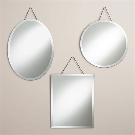 luxury frameless extra large 28 quot oval wall mirror vanity frameless mirror round frameless bathroom mirrors