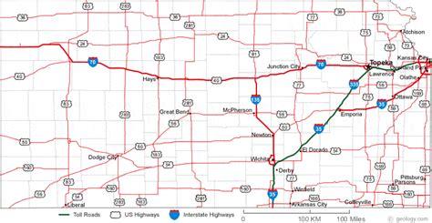 kansas state map kansas map 187 nağberr
