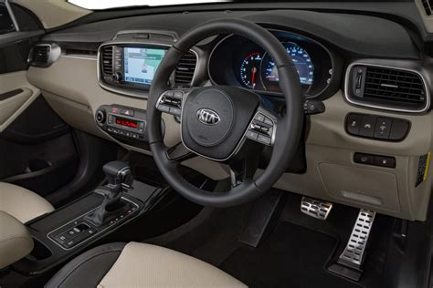 kia sorento 2018 interior 2018 kia sorento now on sale in australia performancedrive