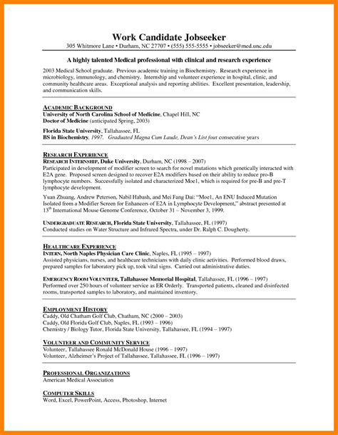 Hospital Volunteer Resume by Hospital Volunteer Experience Resume Sidemcicek