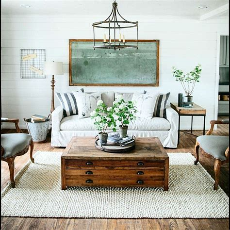 Fixer Upper Decor | fixer upper decorating inspiration popsugar home