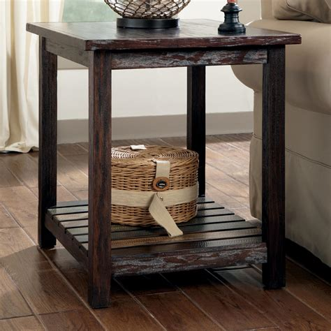 ashley furniture accent tables signature design by ashley mestler t580 3 rectangular end