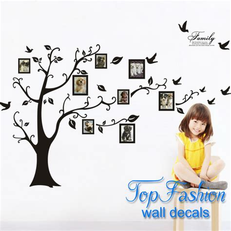 Tokomonster Coffee Wall Decal Sticker Size 23 Inch large photo frame family tree removable 3d wall stickers