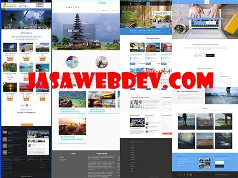 membuat website online shop murah jasawebdev jasa pembuatan website murah di bali tour