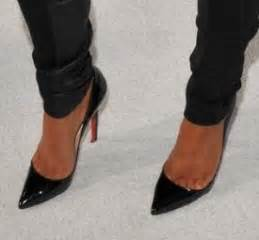 Sticking A Foot Into The Toe Cleavage Debate by Shefinds 12 New Articles