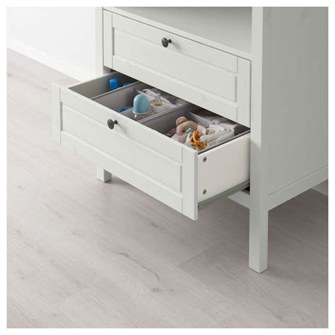 Baby Changing Tables Ikea Sundvik Changing Table Chest Of Drawers White Ikea