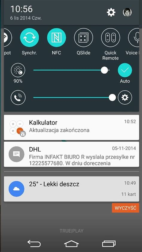 Android Uri by Primele Screenshot Uri Cu Android 5 0 Lollipop Pe Lg G3