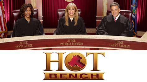 the hot bench hot bench wsoc tv