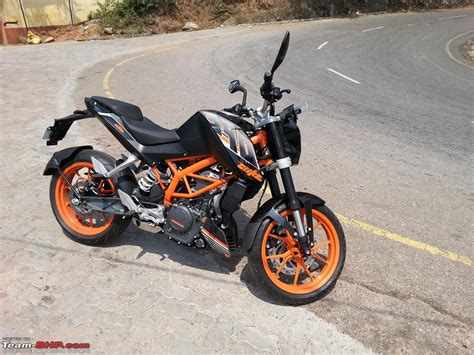 Black Ktm Orange Soul Black Venom Ktm Duke 390 Team Bhp