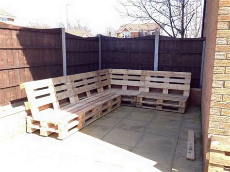diy outdoor sofa frame diy pallet sectional sofa for patio