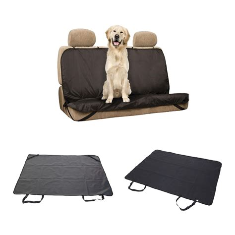 bench car seat protector pet dog cat car seat cover bench protector safety trave