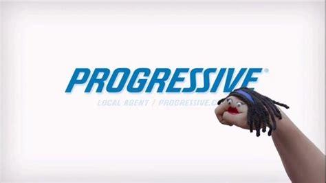 progressive commercial actress hand puppet progressive tv spot hand puppet ispot tv