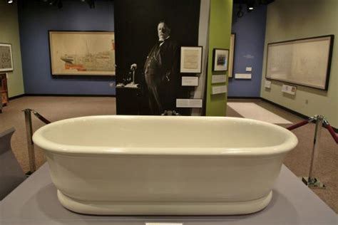 william taft stuck in bathtub facial hair friday a really big mustache and bathtub
