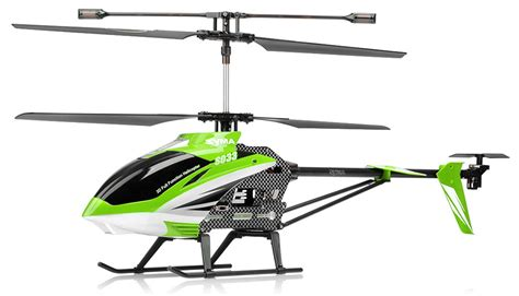 Helikopter Remote Syma Kualitas syma s33 3 channel metal helicopter 2 4ghz 30 quot w gyro green rc remote radio