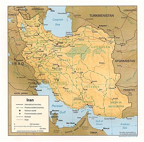 map or iran iran maps perry casta 241 eda map collection ut library