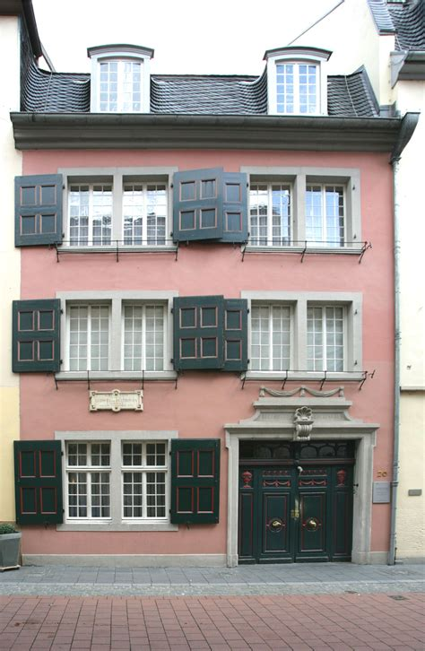 beethoven haus beethoven in bonn b 252 rger f 252 r beethoven