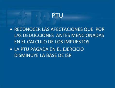 calculo de isr a residentes en el extra bps reforma fiscal 2014