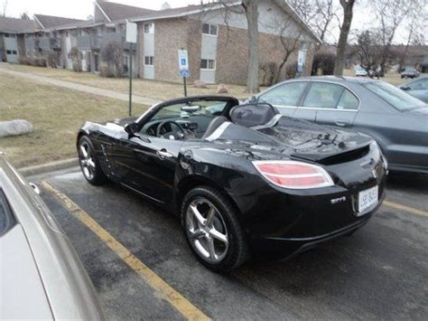 automotive repair manual 2008 saturn sky seat position control buy used 2008 saturn sky red line convertible 2 door 2 0l in willowbrook illinois united