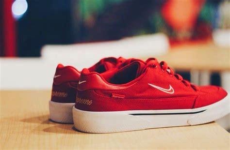 Harga Nike Sb Supreme sebelum ada confirmasi tanggal release supreme x nike air