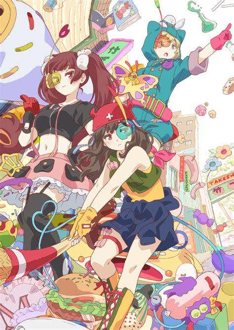 Anime Urahara | urahara anime s key visual voice cast unveiled anime