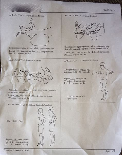 therapy exercises after lisfranc surgery lisfranc physical therapy exercises