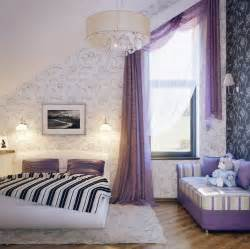 Girls Purple Bedroom Ideas Cute Girls Rooms