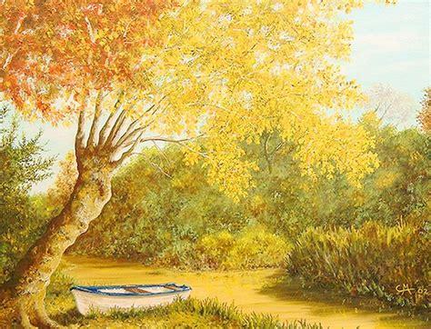imagenes realistas arte im 225 genes arte pinturas el realismo en paisaje al 211 leo