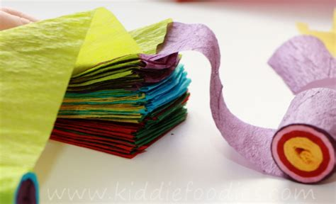 Crepe Paper Crafts For - crafts for crepe paper tree
