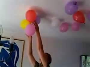 d 233 coration anniversaire avec des ballons
