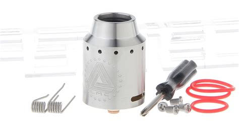 Limitless 24 Rda Authentic 19 38 authentic ijoy limitless 24 rda rebuildable atomizer stainless steel brass