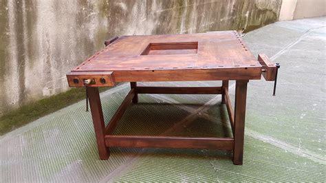 tavoli falegname tavolo banco da falegname neoretr 242