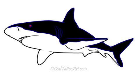 shark tattoos art designs cooltattooarts