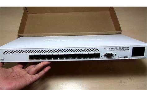 Cloud Router Merupakan Produk Unggulan Baru Dari Mikrotik Yang Me mikrotik cloud router ccr1016 12g