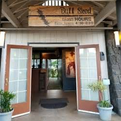 Bull Shed Restaurant Kapaa Hi by Bull Shed 224 Photos 295 Reviews Steakhouses 4 796
