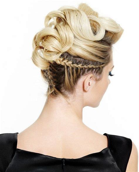 how to do rockstar hairstyles rock star hairstyles hair nails pinterest
