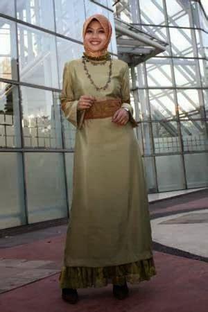 Dress Yunita vina yunita inspirasi dari majalah muslimah