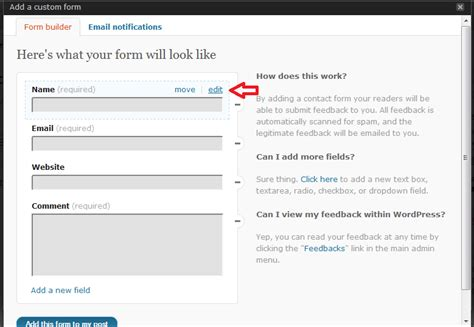 membuat form wordpress bagaimana membuat custom form di wordpress do less talk