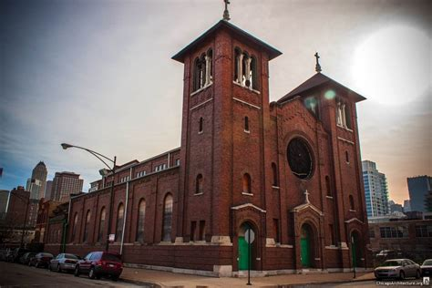 chicago church house one last look at historic saint dominic s church before it