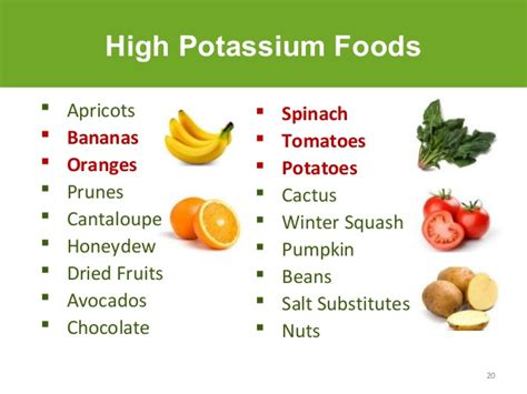 fruit high in potassium why you need to reduce potassium intake when you
