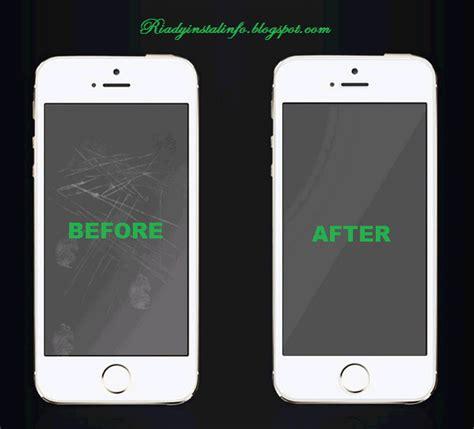 Tisu Pembersih Layar Lcd Smartphone trik dan tips sederhana memperbaiki layar smartphone yang
