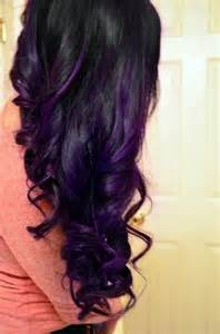 work appropriate hair color purple and black s board purple