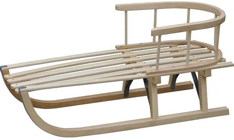 wooden sleds quot sanki quot from poland on sale this fall 2014