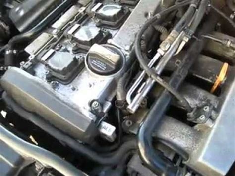small engine maintenance and repair 1999 audi a4 electronic throttle control 1999 audi a4 1 8t engine problem youtube