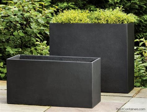 Rectangular Planter by Fusion Collection Rectangular Planters 11 75 Quot Wide
