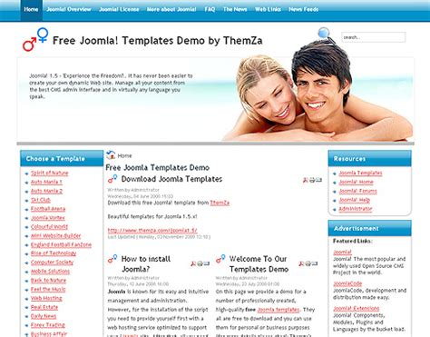 Dating site templates profiles in history