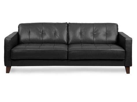 dania leather sofa dania leather sofas gregata leather from