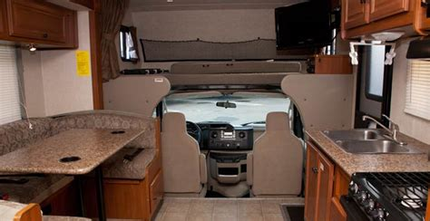 Home Floor Plans Texas clase c autocaravanas cabover estilo cs25 rv deslizable