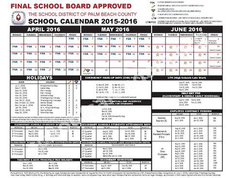2015 2016 cleveland county school calendar 2015 2016 school calendar osceola creek middle school